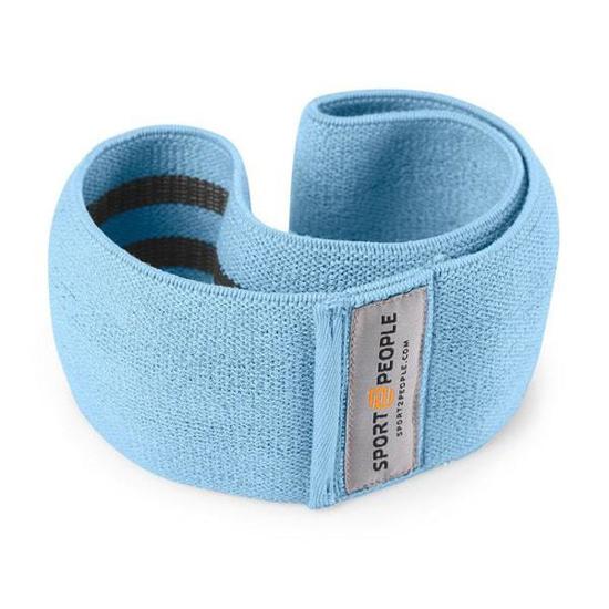 Picture of SPORT2PEOPLE elastika za vadbo 00203 503 BLUE