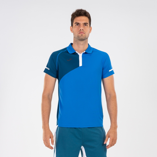 Picture of JOMA m tenis polo majica 101449.725 RODILES POLO