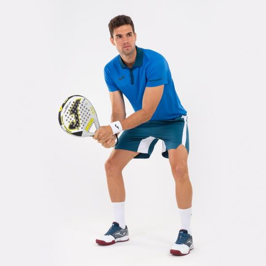 Picture of JOMA m tenis polo majica 101449.724 RODILES POLO