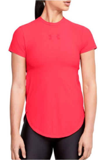 UNDER ARMOUR ž majica 1355864-628 BREATHELUX STR