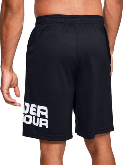 Picture of UNDER ARMOUR m hlače 1351653-001 WORDMARK SHORT