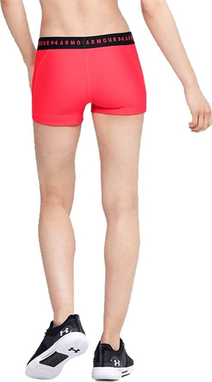 Picture of UNDER ARMOUR ž hlače 1309618-628 HEATGEAR SHORTY