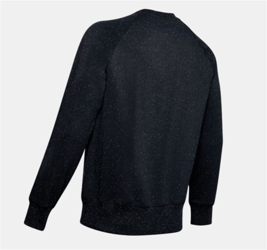 UNDER ARMOUR m pulover 1352018-001 SPECKLED FLEECE