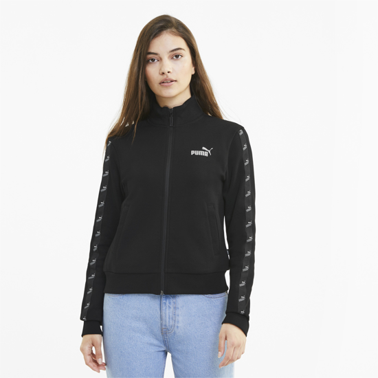 Picture of PUMA ž jopica 583622-01 AMPLIFIED TRACK JACKET