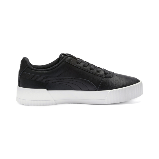 Picture of PUMA ž copati 370325-01 CARINA LEATHER