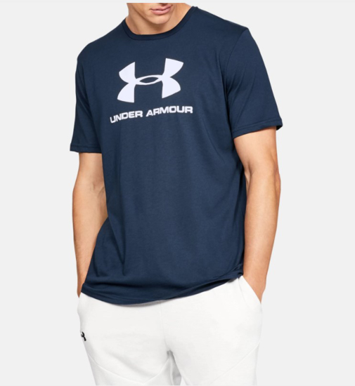 Picture of UNDER ARMOUR m majica 1329590-408 SPORTSTYLE