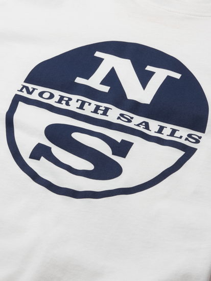 Picture of NORTH SAILS m majica 692592 0101 COTTON JERSEY T-SHIRT