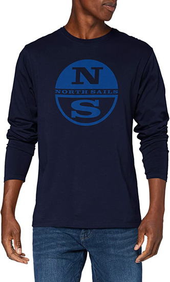 Picture of NORTH SAILS m majica 692592 0802 COTTON JERSEY T-SHIRT