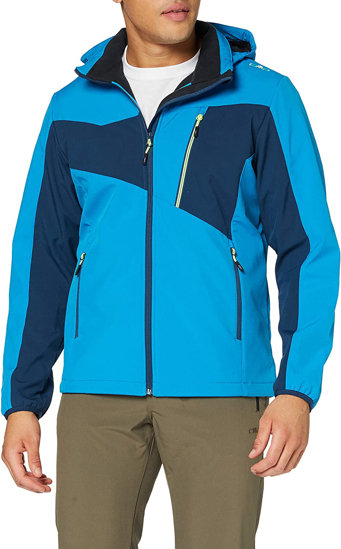 Picture of CMP m softshell 30A1537 L565 JACKET