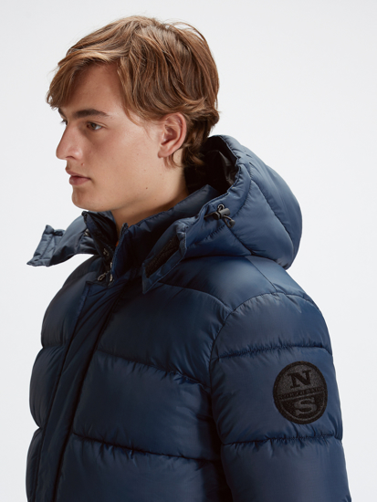 Picture of NORTH SAILS m bunda 602837 0802 VALPARAISO BOMBER JACKET