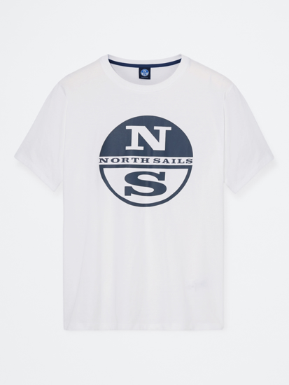 Picture of NORTH SAILS m majica 692581 0101 GRAPHIC T-SHIRT