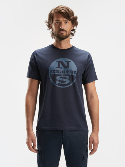 Picture of NORTH SAILS m majica 692581 0802 GRAPHIC T-SHIRT