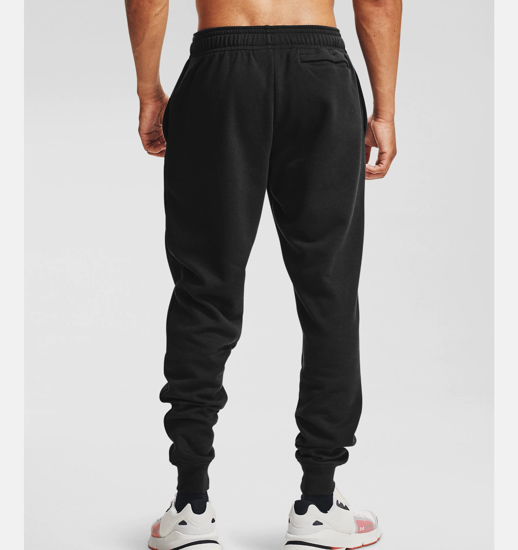 Picture of UNDER ARMOUR m hlače 1357128-001 RIVAL FLEECE JOGGERS