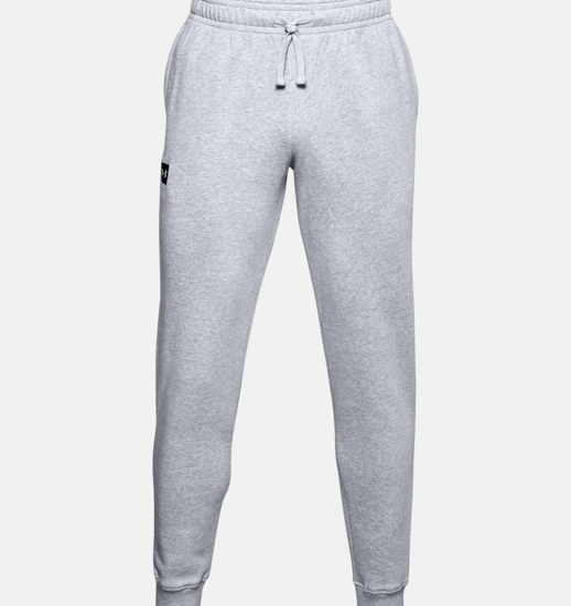 Picture of UNDER ARMOUR m hlače 1357128-011 RIVAL FLEECE JOGGERS