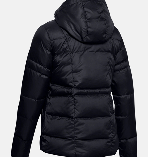 Picture of UNDER ARMOUR ž bunda 1342814-001 ARMOUR DOWN HOODED JACKET