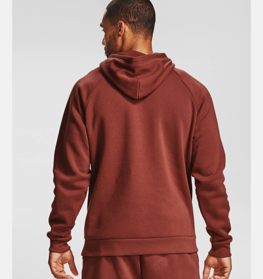 Picture of UNDER ARMOUR m kapucar 1357095-688 RIVAL FLEECE