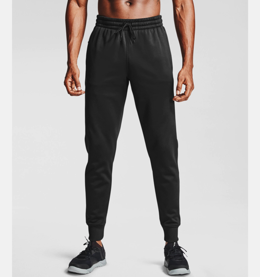 Picture of UNDER ARMOUR m hlače 1357123-001 ARMOUR FLEECE® JOGGERS