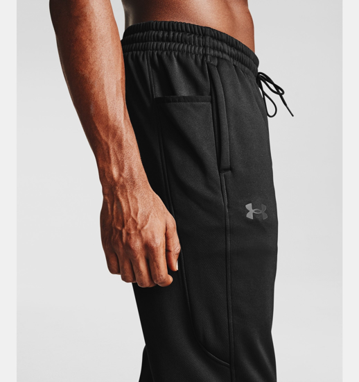 Picture of UNDER ARMOUR m hlače 1357123-001 ARMOUR FLEECE JOGGERS