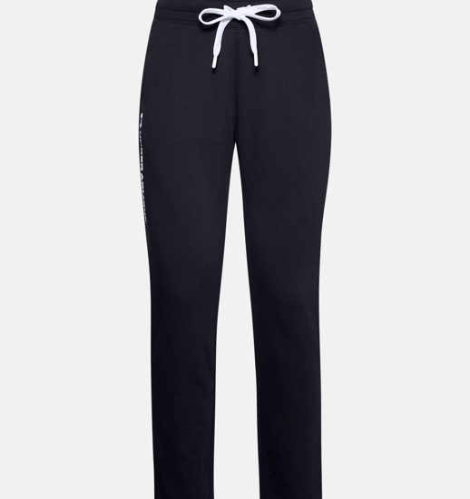 Picture of UNDER ARMOUR ž hlače 1356417-001 RIVAL FLEECE