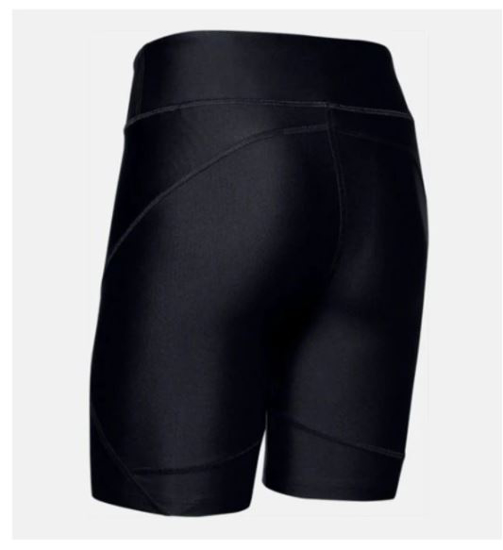 UNDER ARMOUR ž hlače 1351688-001 HEATGEAR® ARMOUR BIKE SHORTS