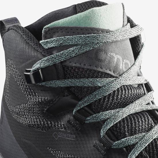 Picture of SALOMON ž pohodni čevlji L40484400 OUTLINE MID GTX W
