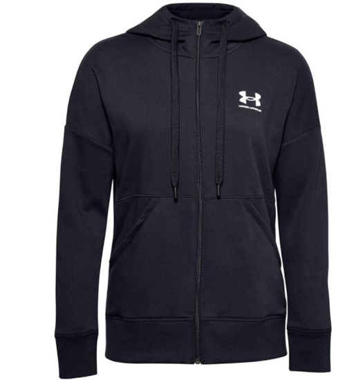 UNDER ARMOUR ž jopica 1356400-001 RIVAL FLEECE