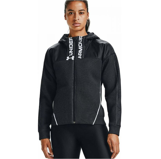 UNDER ARMOUR ž jopica 1356398-001 MOVE FZ HOODIE