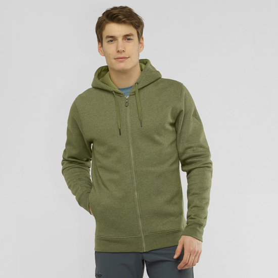 Picture of SALOMON m jopica LC1406000 SHIFT HOODIE