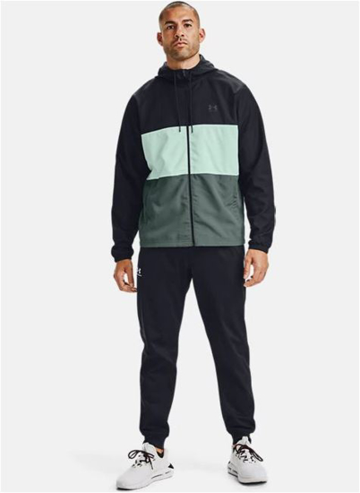 Picture of UNDER ARMOUR m jopica 1357136-001 SPORTSTYLE WIND FULL ZIP