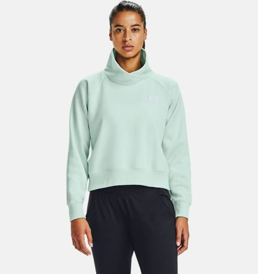 Picture of UNDER ARMOUR ž pulover 1356314-403 RIVAL FLEECE