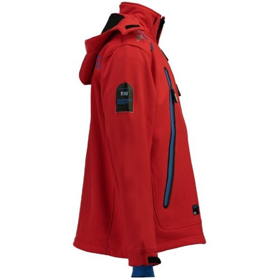 GEOGRAPHICAL NORWAY m softshell TORRY red