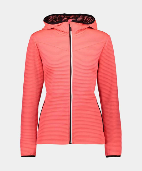 Picture of CMP ž midlayer 30M2366 C649 JACKET FLUO