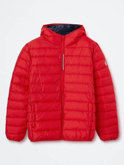 Picture of NORTH SAILS m jakna 602829 0236 SKYE 2 HOODED BOMBER JACKET