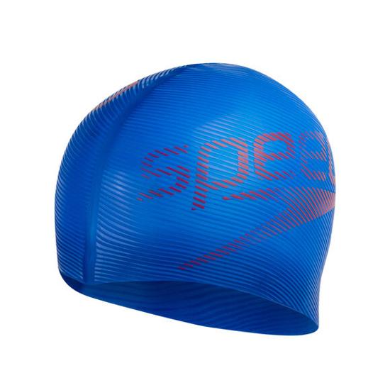 Picture of SPEEDO plavalna kapa 808385D683 SLOGAN PRINT CAP