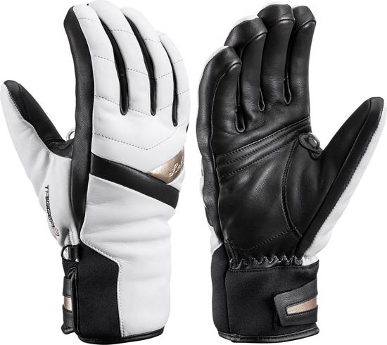 LEKI ž smučarske rokavice 650802202 SNOWFOX 3D ELITE