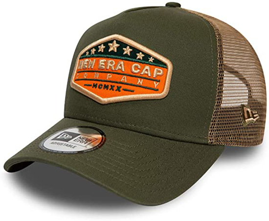 Picture of NEW ERA šilt kapa NE STAR PATCH TRUCKER NOV 12380944