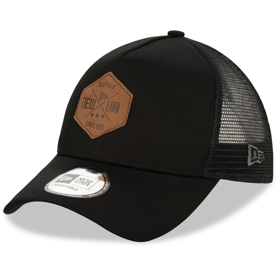 Picture of NEW ERA šilt kapa PATCH BLACK A FRAME TRUCKER 12523902