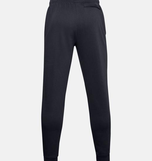 Picture of UNDER ARMOUR m hlače 1357131-001 RIVAL FLEECE MULTILOGO