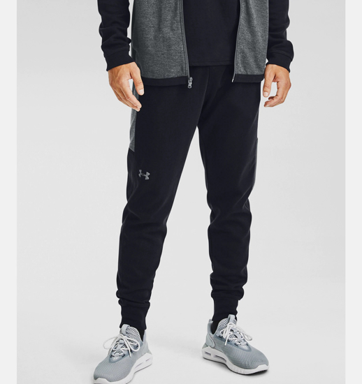 Picture of UNDER ARMOUR m hlače 1352016-002 DOUBLE KNIT JOGGERS