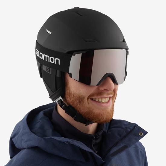 SALOMON odr smučarska očala L41153700 S/VIEW SIGMA ™ BLACK