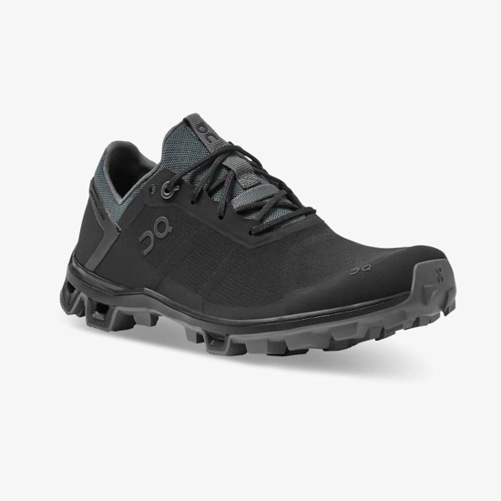 Picture of ON ž trail copati 34.99612 CLOUDVENTURE PEAK black/rock
