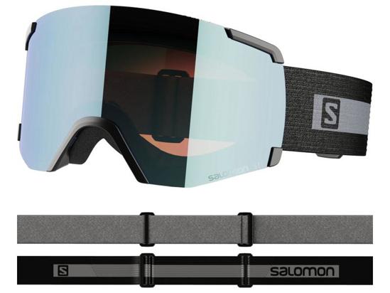 SALOMON odr smučarska očala  L41190800 S/VIEW BLACK