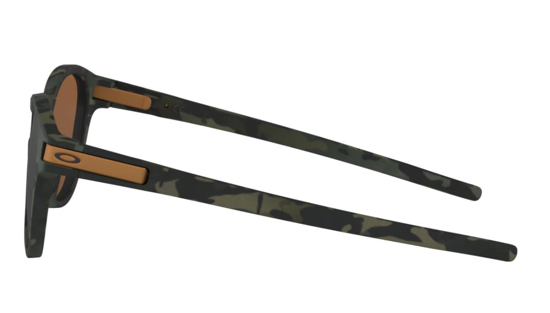 Picture of OAKLEY očala 9265 31 LATCH OLIVE CAMO COLLECTION Prizm Tungsten