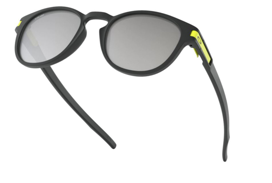 Picture of OAKLEY očala 9265 21 LATCH VALENTINO ROSSI SIGNATURE SERIES Chrome Iridium