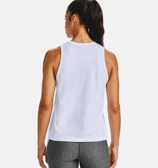 Picture of UNDER ARMOUR ž majica 1356298-100 LOGO GRAPHIC MUSCLE TANK
