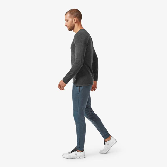 Picture of ON m hlače 116.00165 SWEAT PANTS navy