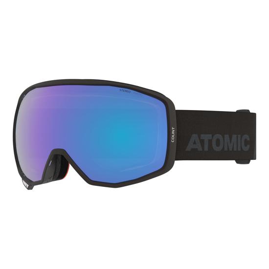 Picture of ATOMIC odr smučarska očala AN5106110 COUNT PHOTO black