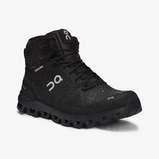 Picture of ON m trail copati 23.99854 CLOUDROCK WATERPROOF all black