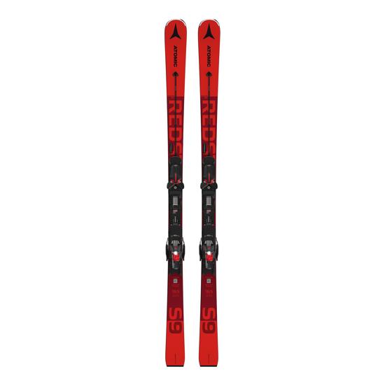 Picture of ATOMIC odr smučarski set AA0028332 REDSTER S9 + X 12 GW red