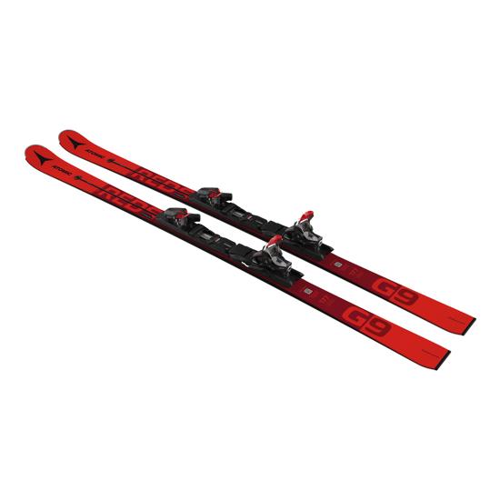 Picture of ATOMIC odr smučarski set AA0028330 REDSTER G9 + X 12 GW red